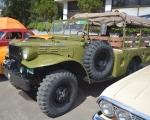 camion militar power wagon en renta para cin publicidad eventos