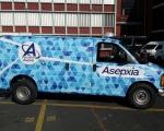 diseño y rotulacion de camionetas para activaciones publicidad y eventos de marca