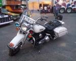 motocicleta de policia en renta para eventos