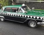 renta de taxi cocodrilo para eventos publicidad filmaciones btl