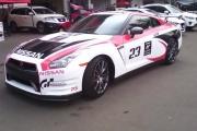 autos deportivos para activaciones de marca