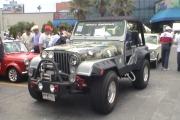 jeep militar en renta en al ciudad de mexico