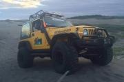 jeep offroad en renta