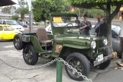 jeep verde militar en renta para eventos activaciones publicidad filmaciones