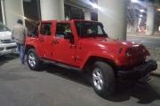 jeep wrangler en renta rojo