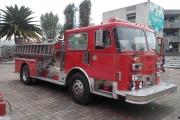 renta de camion de bomberos para eventos