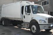 renta de camiones de basura