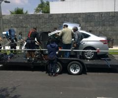 Camera car en renta con lowboy en mexico D.F