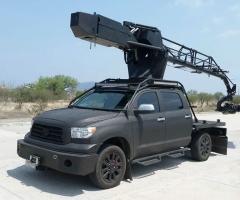 Black Unicorn Camera Car en renta Mexico