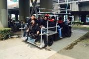 ranger camera car en renta en Mexico