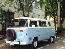 Alquiler de Combis Clasicas en la Ciudad de México,Vw Combis para Eventos
