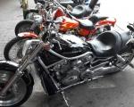 motocicleta harley davidson chopper en renta