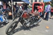 motocicleta clasica en renta