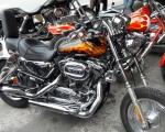 motocicleta harley davidson con flamas en renta (2)