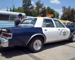patrulla americana 80s en renta cdmx