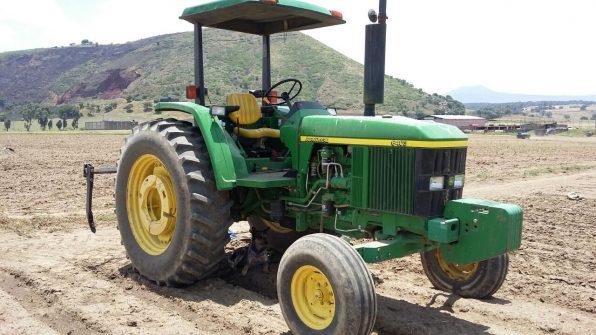 Renta de tractores en México D.F