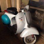 Renta de Motocicletas Vespa para eventos y filmaciones
