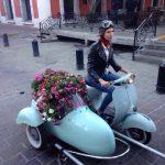Renta de Motocicletas Vintage para eventos y filmaciones